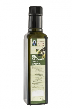 OLIO EXTRAVERGINE DI OLIVE 0,25 CL Olio EVO