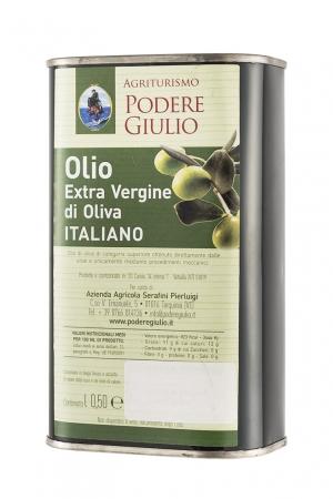 OLIO EXTRAVERGINE DI OLIVE 0,50 CL Olio EVO