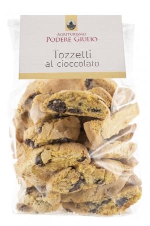 Tozzetto al cioccolato Tozzetti- Vino- Finocchietto
