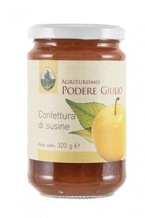 CONFETTURA SUSINE Marmellata